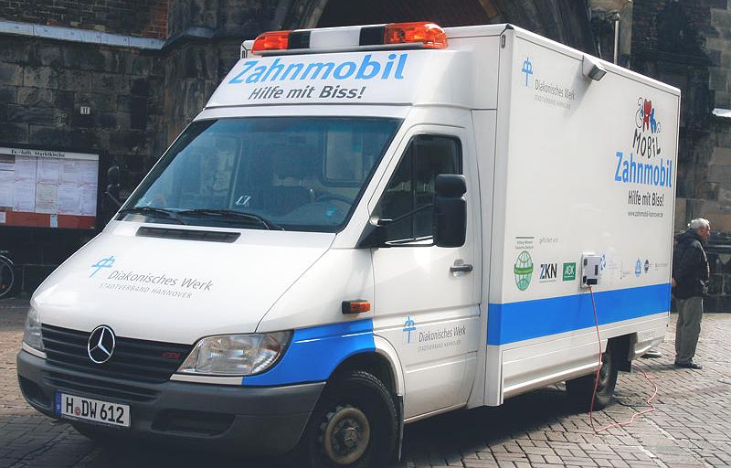 Zahnmobil Hannover