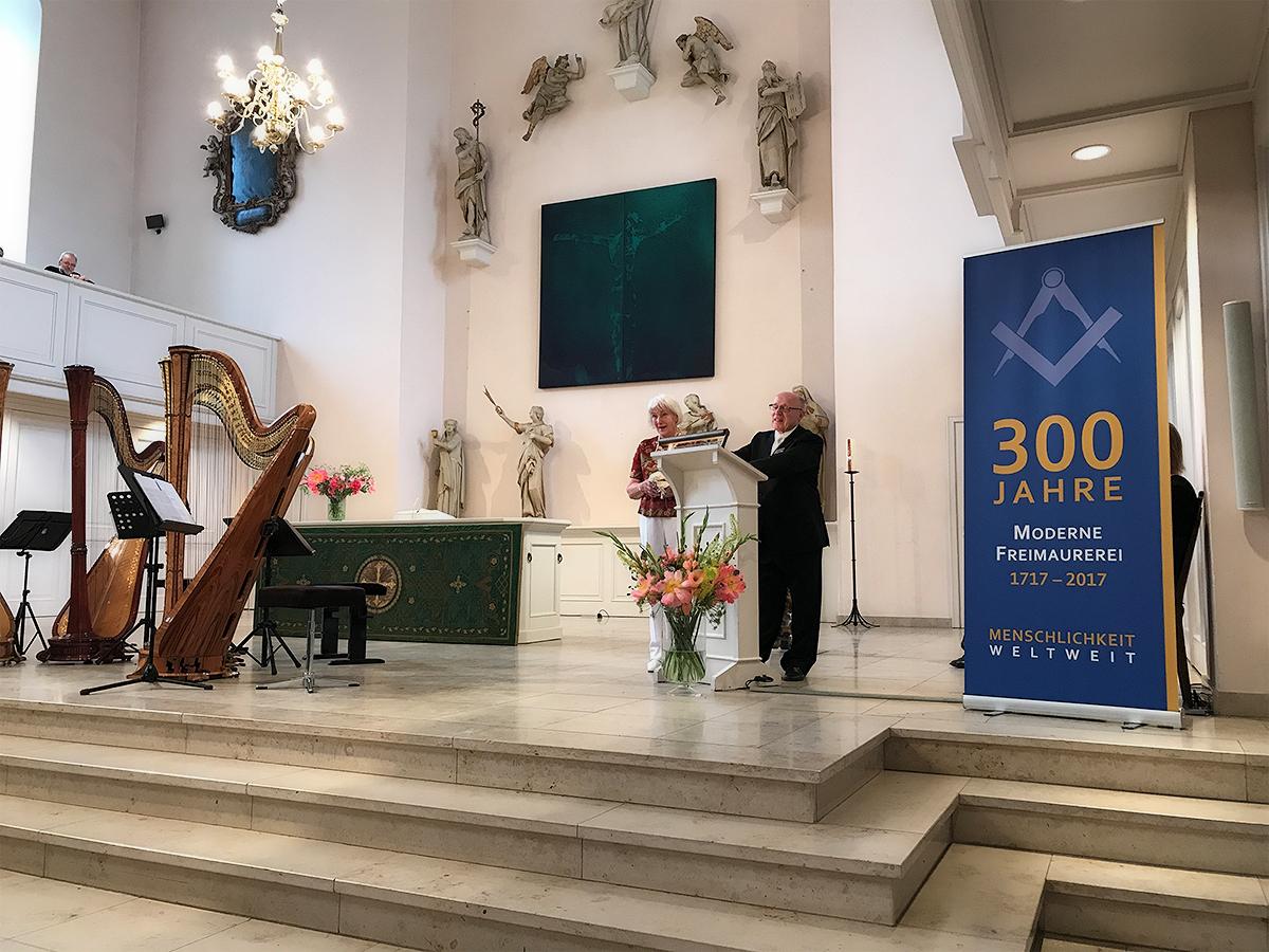 300 Jahre Freimaurerei Hannover
