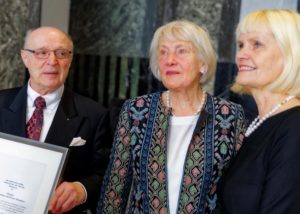 Bürgerpreis 2016 Hannover Mitte für das Zahnmobil